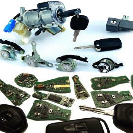 Reparación y copia de llaves y mandos de coche