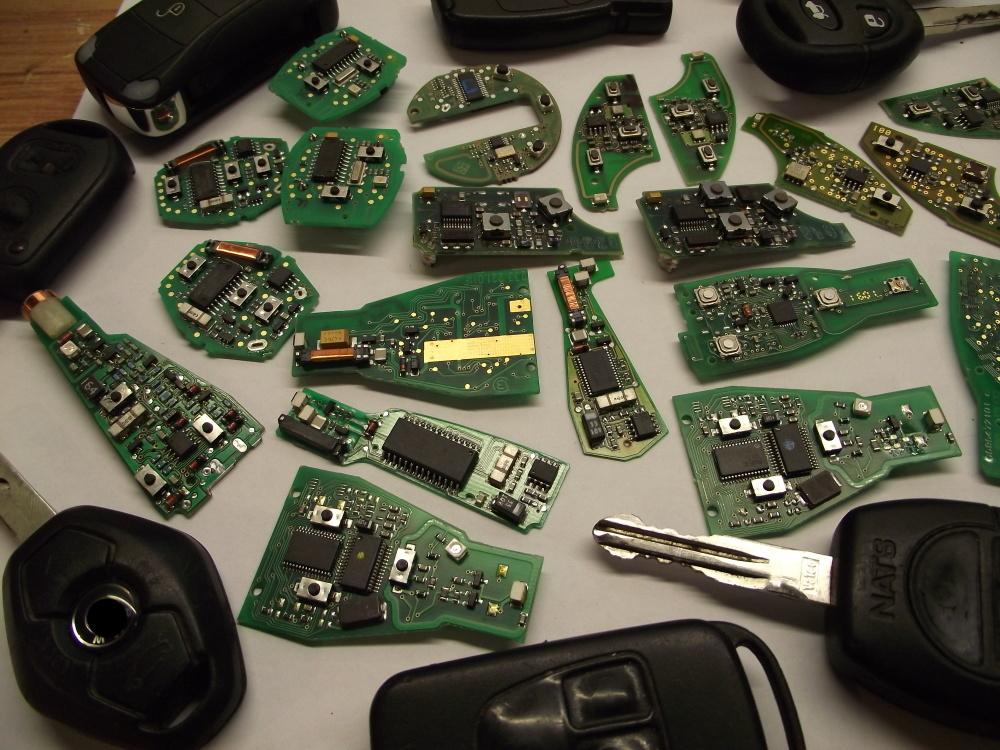 mandos-de-coche-alicante car keys and car remotes