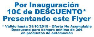 Promoción mando de coche Juanjo Cerrajeros