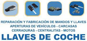 Contacte con Juanjo Cerrajeros Alicante para su mando de coche