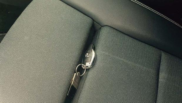 Pérdida de llaves de coche según diario ABC